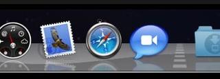 Mac OS XでDockの大きさを段階的に変える方法