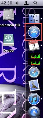 「Mac App Store」がオープンしました