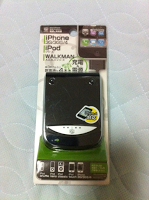 多摩電子工業iPod・iPhone・WALKMAN用電源&充電器 /T5000購入