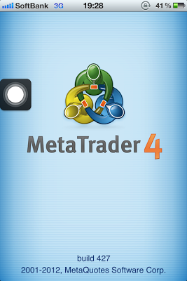iOS用MetaTrader 4