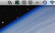 OS X 10.8 Mountain Lion環境だとメニューバーからSophos Anti-Virus for Mac Home Editionが消える(解決したっぽい編)