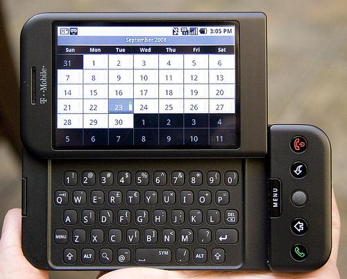 スマートフォンの歴史(3)