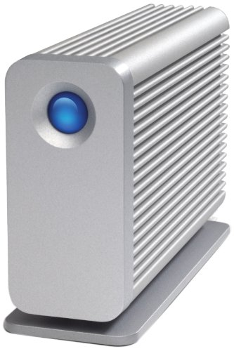 LaCie Little Big Disk Thunderbolt 1TB LCH-LB1TTBを衝動買い
