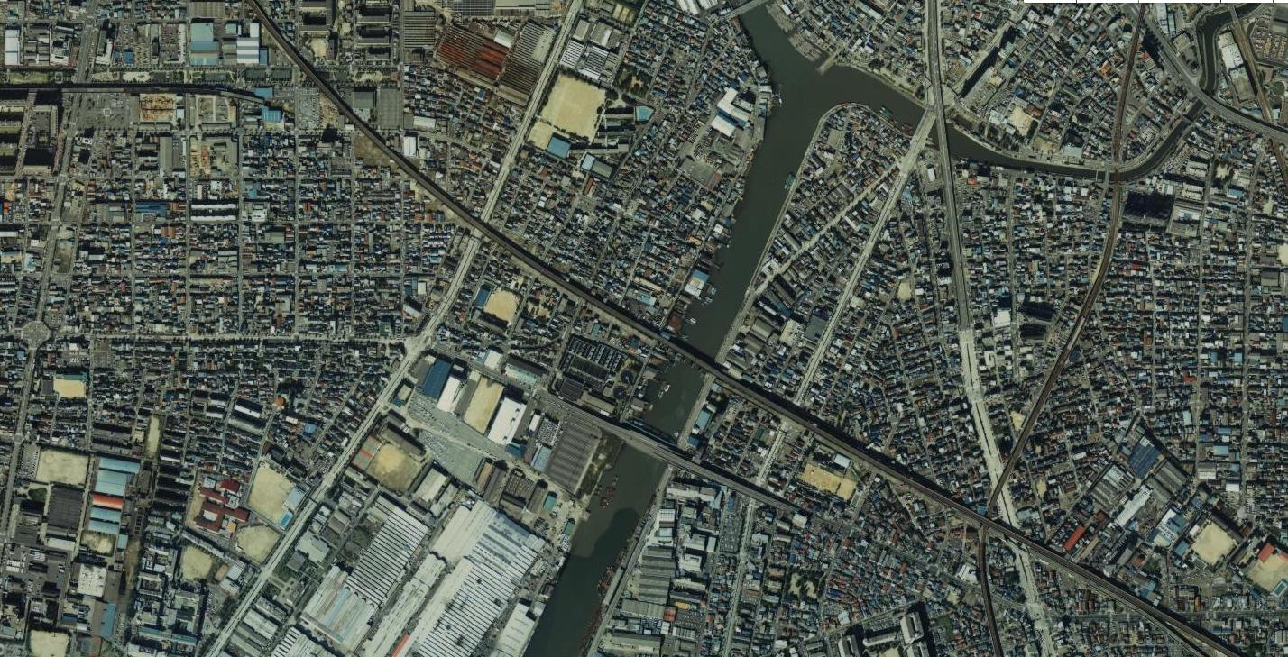 名古屋最大の未成線「南方貨物線」を辿ってきました その2(熱田区五番町付近〜南区豊)