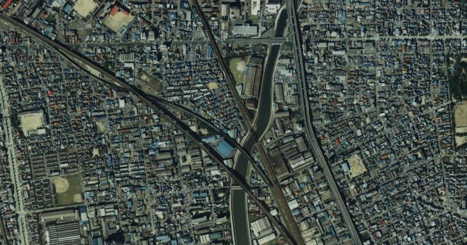 名古屋最大の未成線「南方貨物線」を辿ってきました その3(南区豊田〜山崎川)