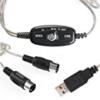 安いUSB MIDIケーブルでもEWI 4000Sの音色のエディットができた件