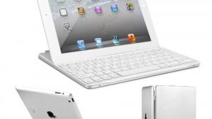AnkerのiPadのカバーになるBluetooth接続のキーボードを購入しました