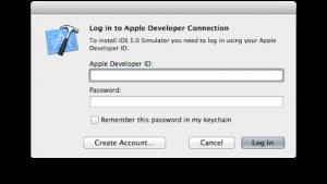 Xcodeに登録したApple IDを変更したい